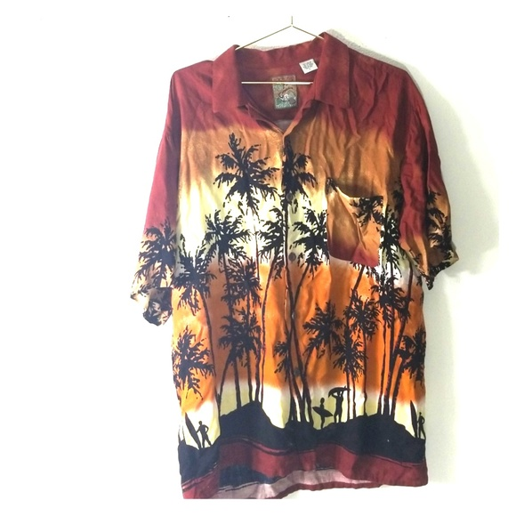 pineapple connection Other - Pineapple connection Hawaiian shirt size large